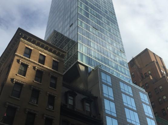 New Apartment Building. 325 Lexington Avenue,